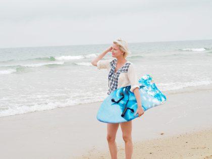 Fernweh, ein Tag am Strand